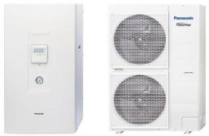 Високотемпературна Panasonic Aquarea HT KIT-WHF12F9E8 (12 kW - 400V)-0