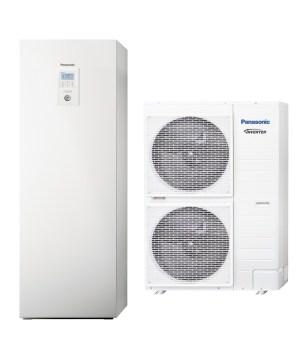 Термопомпа Panasonic Aquarea ALL IN ONE H GENERATION T-CAP KIT-AXC16HE8 (16 kW - 400V)-0