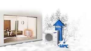 Моноблок Samsung за отопление и охлаждане AE050JXYDEH (5kW)-0