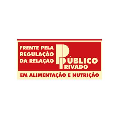 Frente pela Regulação da Relação Público-Privado em Alimentação e Nutrição