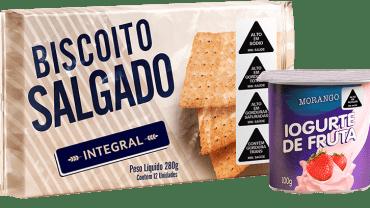 Rotulagem Nutricional Adequada Já!