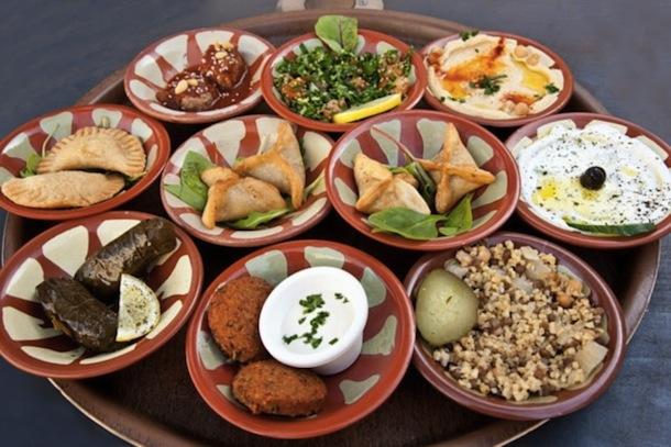"""Résultat de recherche d'images pour """"mezze libanais"""""""