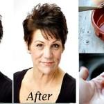 Usted ha perdido parte de su pelo? Aquí es cómo crecer más rápido de los pelos!