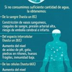 Las señales que indican que a tu organísmo le hace falta agua
