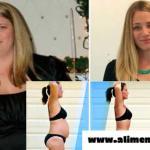 Pon atencion a esta señora, que perdió 18 kilos de grasa realizando estas 5 cosas