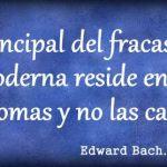 La enfermedad según Edward Bach