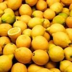 Limón para las manchas de la piel