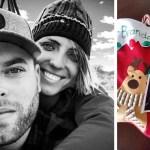 Publicó carta en Facebook a su fallecida novia. Luego reveló el embarazo que ella le pidió ocultar