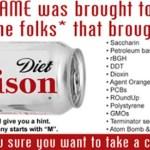 El giro del aspartame: la verdad que no se nos dice