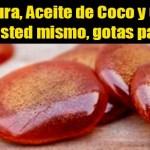 Miel cruda + aceite de coco y canela, pastillas caseras que te ahorrará un viaje al médico
