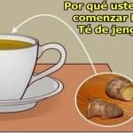 ¿Porqué Usted Debe Comenzar A Beber Té De Jengibre Y Cómo Prepararlo De La Manera Correcta?