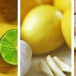 Remedio casero para desintoxicar el hígado y atrasar los efectos del envejecimiento