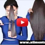 Aprende a cortarte el cabello en capas tú misma en casa. ¡Súper útil!