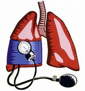 hipertensión pulmonar causas y sintomas