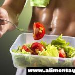 La dieta perfecta para ganar masa muscular