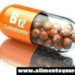 La vitamina B12 ha demostrado ser fundamental para todas las células
