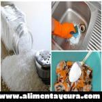 Realiza tus tareas de limpieza de forma ecológica con estos 7 trucos con sal