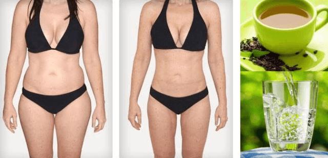 Esta simple desintoxicación es el secreto para perder grasa abdominal y conseguir un abdomen plano