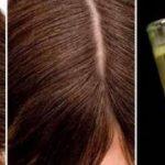 Adiós canas! Solo pasa esto por tu cabello, déjalo por 5 minutos y adiós canas por años!!. Compártelo