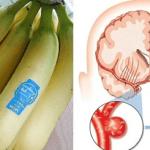 Mira lo que le pasa a tu corazón, cerebro y cintura si consumes 3 bananas al día!