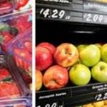 Nunca compre estas 12 frutas y verduras a menos que sean orgánicas, probablemente están llenas de pesticidas!