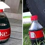 20 usos prácticos para Coca Cola, esta es una prueba de que no pertenece al cuerpo humano!