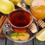 Aumentar el metabolismo con bebida de canela, miel y limón