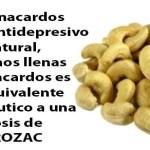 Nutrición de anacardo: el mejor tratamiento para la depresión sin medicinas
