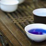 El te azul que te hace perder peso