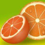 Solución casero para purificar el hígado con naranja