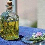 Pelo suave con aceite de romero Oscurecedor de canas