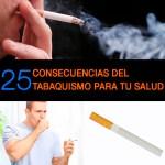 25 Graves Consecuencias Del Tabaquismo Para Tu Salud
