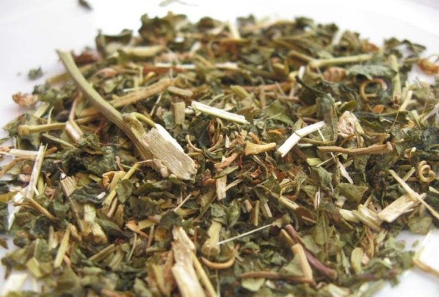 Preparado de té de pasiflora, para prepararte excelentes infusiones contra los nervios