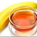 Té de plátano y canela para dormir profundamente