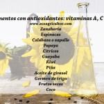 Antioxidantes: qué son, funciones y mejores alimentos ricos en antioxidantes