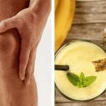 Batido antiinflamatorio para calmar el dolor de rodillas y articulaciones