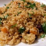 Receta Vegana de Quinoa