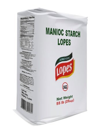 Tapioca Starch/Flour 55 lbs (25 kg) Gluten Free