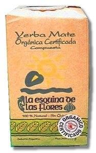 Yerba Mate Compuesta 'La Esq. de Las Flores' 500g