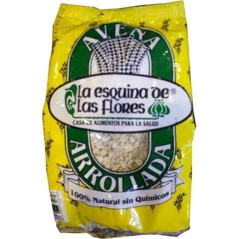Avena arrollada 'La Esq. de Las Flores' 250g (gruesa o fina)