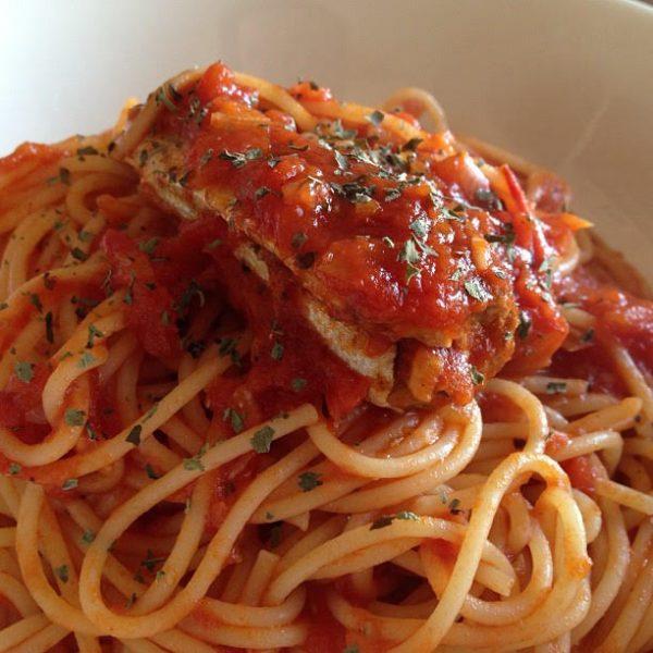 Salsa De Tomate Para Pasta Cómo Hacer Pomarola Básica