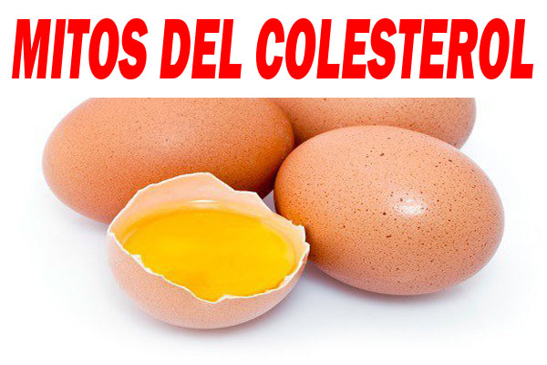 mito del colesterol