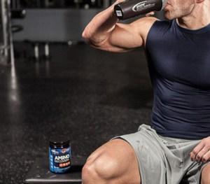 aminoacidos como suplemento para construir musculo