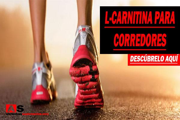 L-Carnitina para corredores