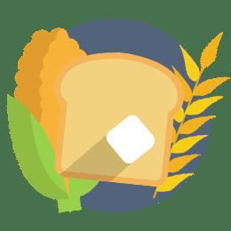 pan granos y cereales