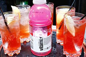 aguas nutricionales saborizadas