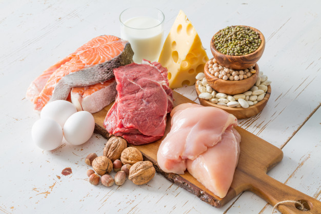proteina para deportistas