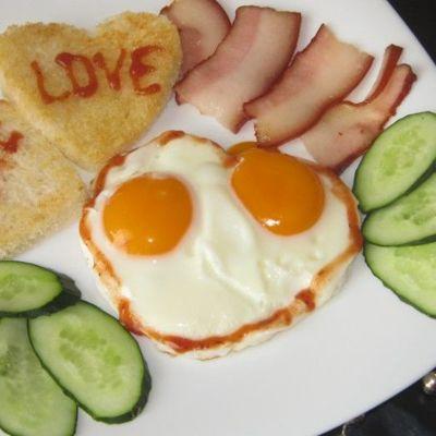 Завтрак для любимого, 100 вкусных рецептов с фото 👌 Алимеро