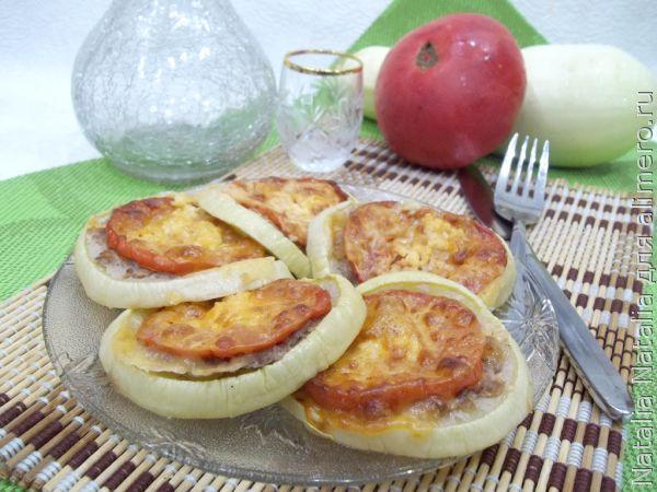 Как сделать запеченные кабачки в духовке вкусный рецепт с ...