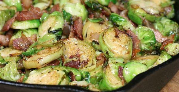 Как вкусно приготовить брюссельскую капусту, рецепты с фото